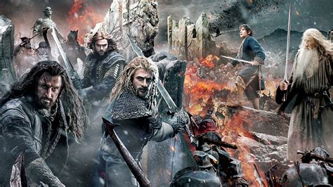 1470623617 the hobbit the battle of the hobbit the battle of the five armies