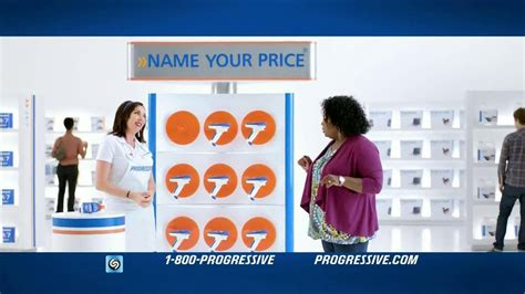 progressive name your price tool tv commercial another shopping club progressive name your price tool tv commercial empowered