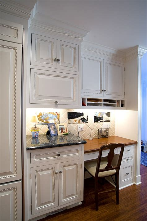 kitchen cabinet desk ideas kitchen desk area ideas kitchen desks