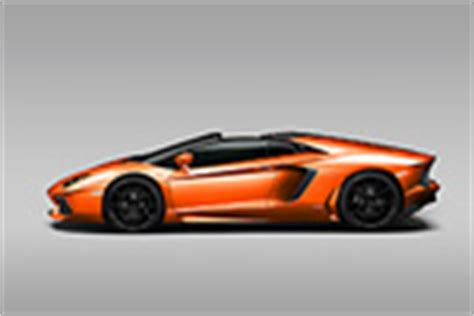 Make My Own Lamborghini Create Your Own Lamborghini Aventador Roadster