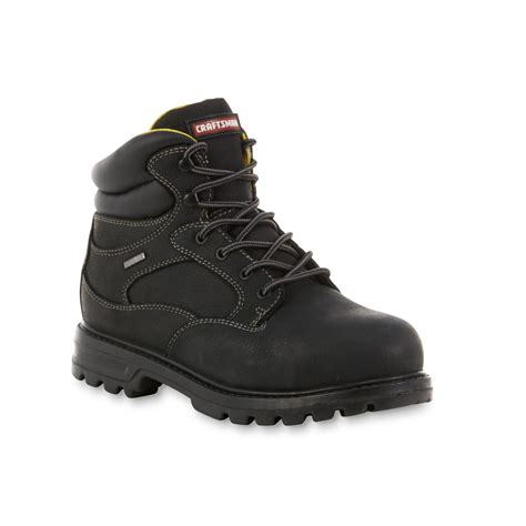 wide width work boots for craftsman s kaeden black steel toe work boot wide