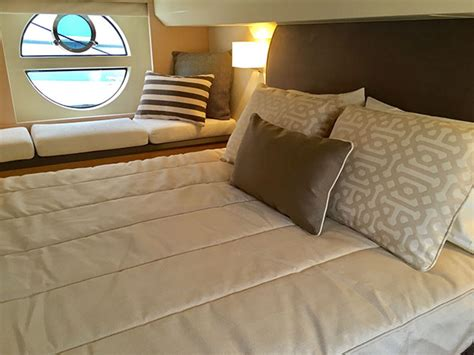 Bed Linens For Yachts Custom Boat Bedding Made Easy Yacht Mattress Sheets