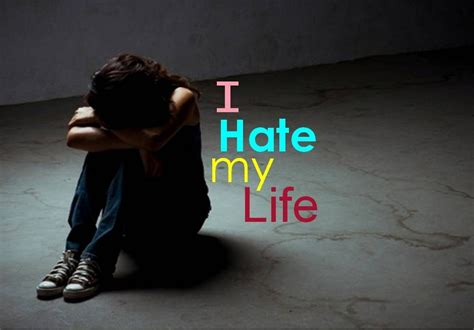 sms i hate u hate my life quotes wallpaper www imgkid com the image