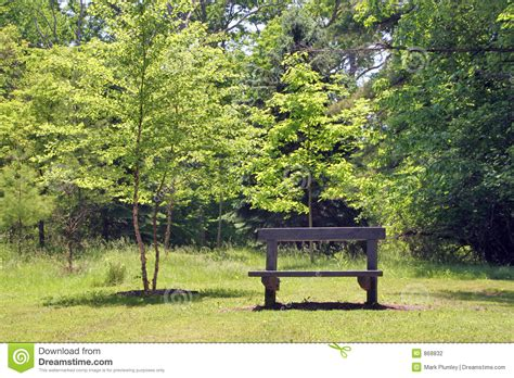 park bench productions park bench stock photography image 868832