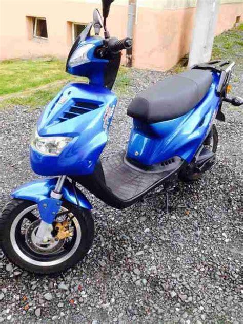 Roller Gebraucht Kaufen Kilometerstand by Motorroller 50ccm Bestes Angebot Roller