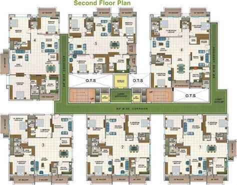floor plans by address 3166 sq ft 3 bhk 3t apartment for sale in dhana lakshmi infra d address gachibowli hyderabad