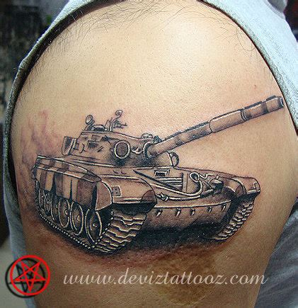 tank tattoos art bodysstyle