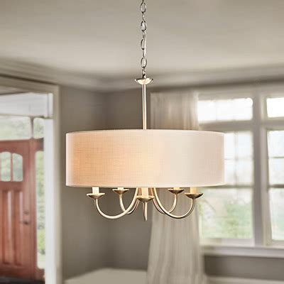 Dining Room Ceiling Light Fixtures Lighting Ceiling Fans Indoor Outdoor Lighting At The Home Depot