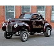 1940 Ford Coupe  Street Shaker