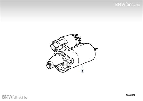 supplement 3 to part 740 starter bmw 3 e36 318i m43 europe