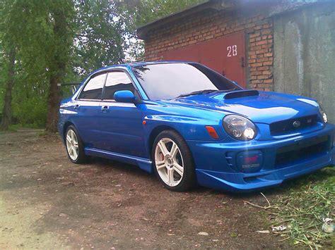 Subaru Wrx Sti 2002 by 2002 Subaru Impreza Wrx Sti Related Infomation