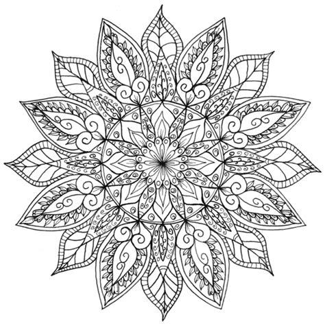 50 im 225 genes de mandalas para colorear e imprimir con
