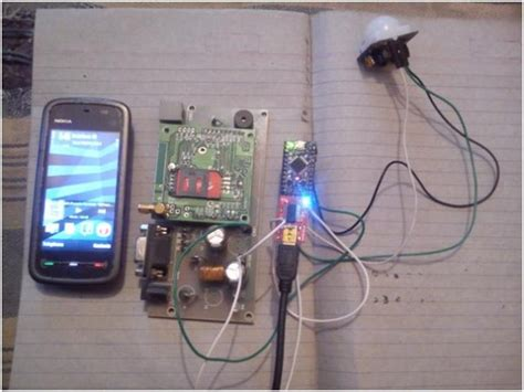 arduino based security system using gsm pir sensor use