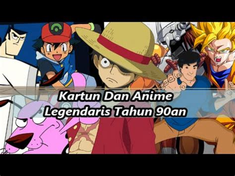 film seri tahun 90an 26 film kartun dan anime legendaris tahun 90an youtube