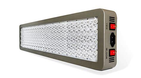 platinum led light advanced platinum series p600 600w 12 band led grow light