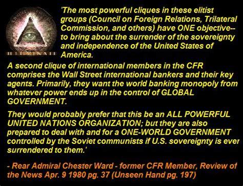 cfr illuminati luciferian technocrats rule the new world order