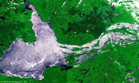 great slave lake canada proba