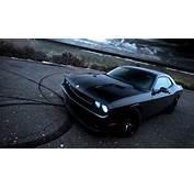 Dodge Challenger SRT Hellcat Black 4k Photo Of Review