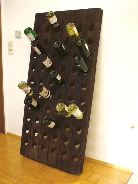 Wine Bottle Riddling Rack by Big Riddling Rack Wine Rack Pommery 60 Bottle Holes Ebay