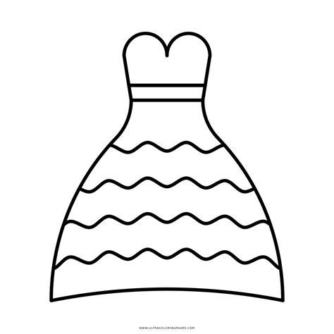 imagenes de vestidos de novia para colorear dibujo de vestido de novia para colorear ultra coloring