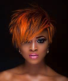 burnt orange hair color american weave hairstyles 2017 medium