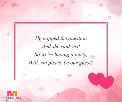 Wedding Announcement Write Up by 10 Engagement Invitation Sms Creative Ideas In 2016