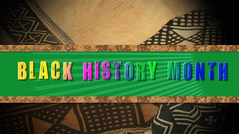 Black History Month Wallpaper Pictures Wallpapersafari Black History Powerpoint Templates