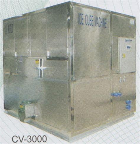Freezer Pembuat Es Batu jual mesin pembuat es batu kotak commercial cube