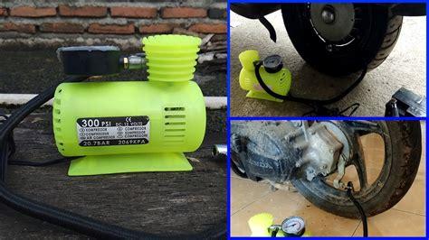 Mini Compressor Kenmaster unboxing test kenmaster 300 psi mini air compressor