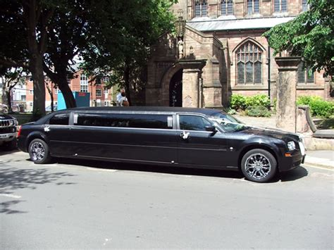 Black Chrysler Limo Hire Baby Bentley Limousine Hire