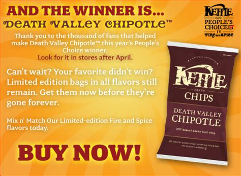 death valley chipotle is the new kettle chip so good blog