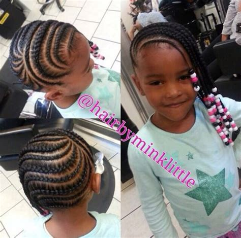cute little kids can do hair styles cute cornrows and beads black hair information community