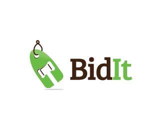 bid it bid it designed by simplepixelsl brandcrowd