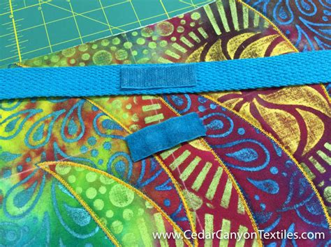 colored velcro custom color velcro to the rescue cedar textiles