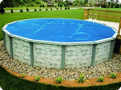 landscaping around above ground pool basic aboveground pool landscaping