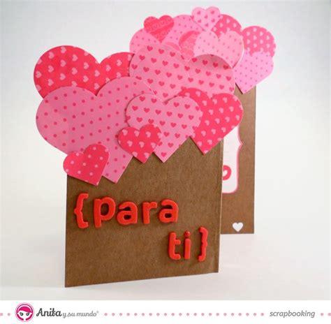 como realizar tarjetas para vender como hacer una tarjeta 17 mejores im 225 genes sobre creaciones de amor en pinterest