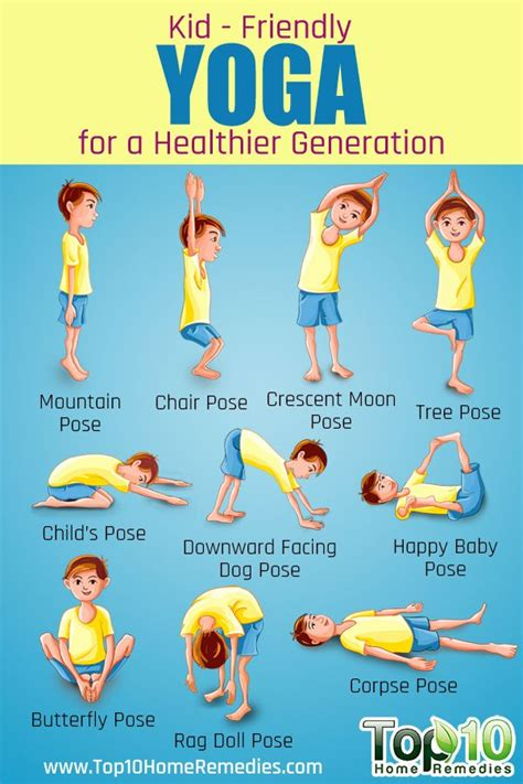 printable toddler yoga poses 10 amazing yoga poses for your kids to keep them fit and