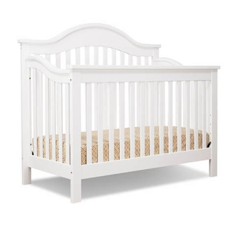 Antique White Convertible Crib 4 In 1 Convertible Crib In Antique White M5981y By Davinci Baby Cribs At