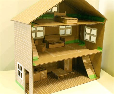diy doll house 20 diy dollhouses that are eco friendly affordable and super easy for any parent to