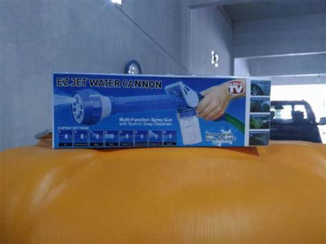 Ez Jet Water Canon Ezet Water Canon Mesin Semprot Air 32 alat untuk mencuci mobil ez jet water canon suryaguna