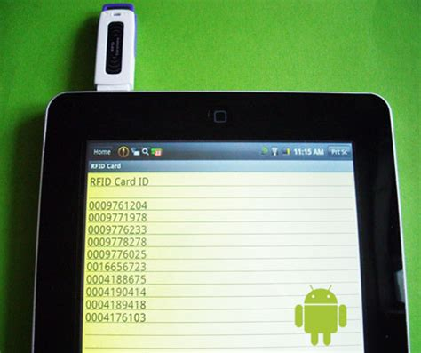 rfid reader android iso 15693