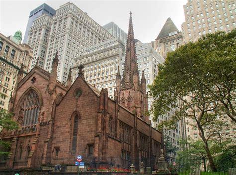 trinity episcopal church nyc