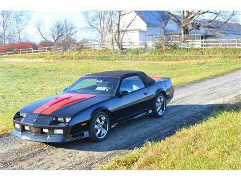 1992 camaro z28 for sale 1990 to 1992 chevrolet camaro z28 for sale on classiccars