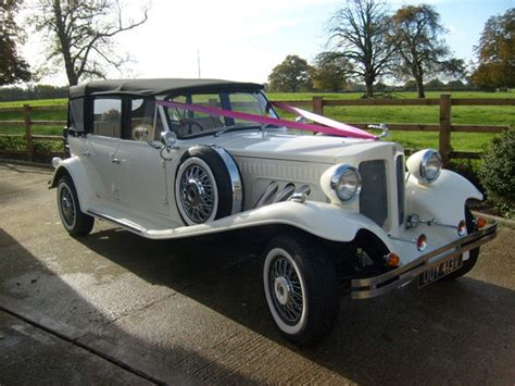 wedding car watford beauford convertible wedding car beauford wedding car in