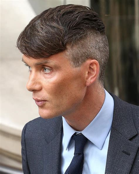thomas shelby hair cillian murphy haircut haircuts models ideas