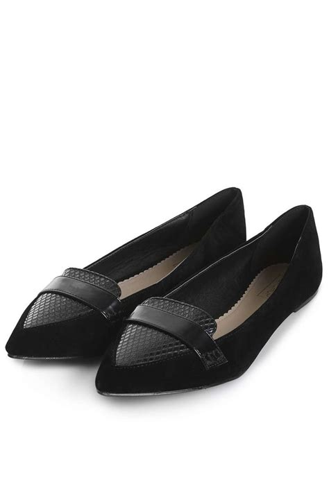 vander pointed flat shoes flat shoes topshop and flats