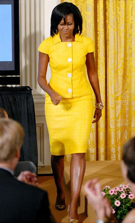 michelle obama yellow collection of michelle obama yellow dress best fashion