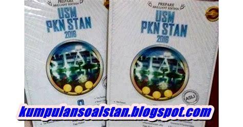 Paket 2 Buku Usm Pkn Stan Termurah Bonus E Book Aplikasi 1 buku latihan soal ujian masuk stan hanya rp 25 000
