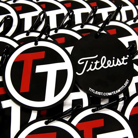 Titleist Giveaway - team titleist the clubhouse sweeps alert team titleist bag tag giveaway titleist