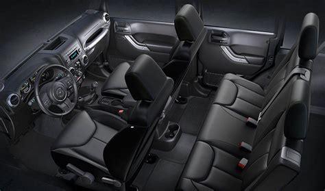jeep car inside 2016 jeep wrangler a versatile and comfortable interior